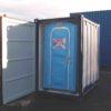 Containerised Toilet